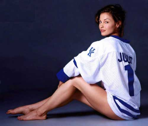 Ashley Judd Kentucky Wildcats